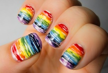 Nail Polish / Nail polish is fun. / by Webster Fiber Arts