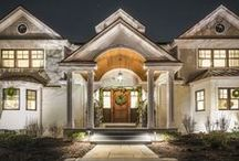 Exterior Entrances / Exterior Entry Ways, Exterior Entrances, Curb Appeal, First Impressions. The first impression of your home is set when you walk in...make it a lasting one.