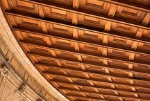 """Ceilings we Love / Sometimes you just have to look up and say """"wow"""". Martin Brothers loves a great ceiling."""