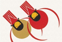 Charley Harper / I love him. / by Webster Fiber Arts