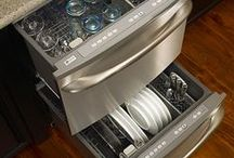 Appliances / What would we do without the appliances in our home? From the refrigerator to the coffee maker, they make life easier.