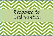 Response to Intervention / All things RTI.