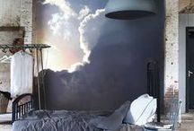 Bedroom / Bedroom, colours, furniture, textile, design, living, interior