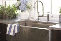 Kitchens - Fixtures / Sinks, faucets & more for the kitchen