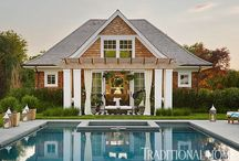 Pool Houses / Pool Houses