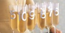 Holiday Entertaining - New Years / Welcome in the New Years in style!