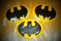 Batman birthday  / by Angelina Sequeira