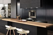 """Kitchens - Contemporary/Modern / """"Contemporary"""" typically means of the moment or current, the design of right now."""