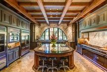 Kitchens - Eclectic / A mixing of styles.