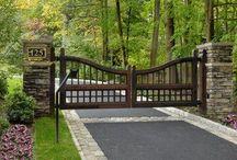 Gates & Fences / Garden Gates, Entry Gates, Fences