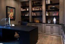 Home Office / Many of our client's conduct business from their home, making a home office a necessity. Whether it's a rich wood paneled study or a built-in desk in the kitchen. Today's home office is fast becoming the hub of the home.