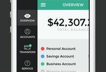 Bank Mobile UI Design