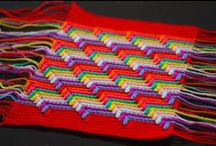 Crochet Stitches & Tutorials / Crochet stitches and ideas. / by Webster Fiber Arts