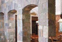 Interior Masonry / Interior Masonry. Brick, Stone, Block & Marble on the interior of homes.