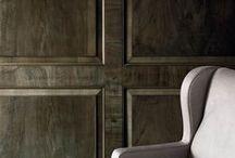 Wall Coverings / Paneled Walls, Wallpaper, Tiled Walls, Wainscot, Beadboard Walls, Shiplap Walls