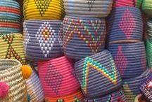 Paniers marocains