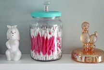 Craft Projects / I aspire to have the time and patience to be a great crafter of whimsy some day.