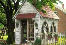 Backyard studios, outbuildings, garages / functionality, space, and hopefully charm / by jeannieology