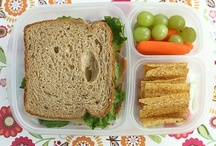 FOODIE: BROWN BAGGIN' IT / Lunch ideas, brown baggie - or not... / by Jennifer Seymour