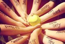 softball<3 / by Kori Carmack