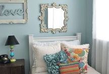 Home Inspiration / Lovely homes and little projects