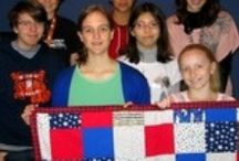 We love quilts!