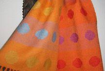 Weaving/Tapestry / by Carolyn Rosier