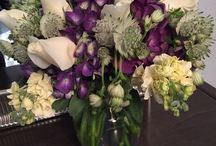 Floral Arrangements / A few examples of the flowers we sell at the markets
