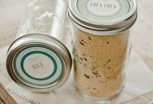 Food Gifts / Yummy presents for loved ones.