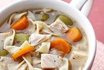 Soups, Stews, and Chowder / by Kimberley Henbury-Newton
