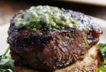Steak / by Kimberley Henbury-Newton