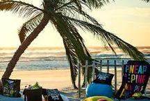 Perfect beach life :) / by Jimena Gutierrez