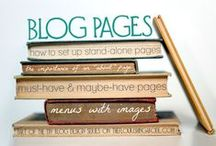 BLOGGING FOR THE FUN OF IT / by Jennifer Seymour
