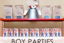 birthday party ideas / by Jennifer Snowden