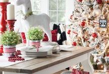 Home For The Holidays { Christmas Inspiration and Ideas } / How do you make your house a home for the holidays? Here you will find our favorite decor, ideas, and decorations from some of our favorite bloggers! / by Uncommon Designs