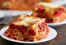 Lasagna / by Kimberley Henbury-Newton