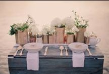{ OFD } Tablescaping  / Like landscaping but with tables  / by Olive Farm Designs