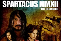 Spartacus MMXII: The Beginning / by WICKED.COM