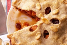 An eye for pie / Sweet pastries, pies, tarts, crisps, crumbles and other fruit desserts / by jeannieology
