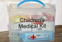 First Aid & Natural Remedies-FSM / by Linda @ Food Storage Moms