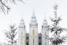 LDS / I'm a Mormon. I know it. I live it. I love it. Ask me about my religion! / by Paige Rutledge