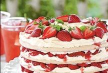 Strawberries / by Kimberley Henbury-Newton