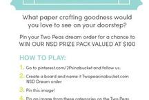 Twopeasinabucket.com NSD Dream Order