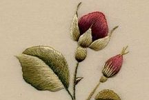 Embroidery and Cross Stitch / Decorative Sewing / by Cindy B.