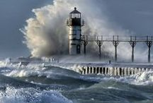 Lighthouses / by Mary Ellis