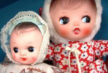 Vintage Toys / Toys I Remember / by Cindy B.