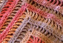 Prayer shawls / Starting a prayer shawl ministry in your congregation? You'll find lots of patterns here, both knit and crochet.