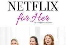 What To Watch On Netflix / TV shows, movies and the actors you'll fall in love with watching on Netflix, Hulu  HBO, the CW, Fox, Bravo, ABC, ITV, BBC1, and Showtime
