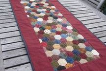 Holiday Table Runners and Toppers / Table Runners / by Cindy B.