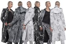 Norma Kamali: Coats / A curated selection of outwear from Norma Kamali  / by Norma Kamali